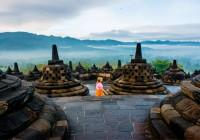 buddhisht temple in asia