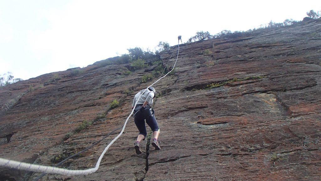 Abseiling-Blue-Mountains