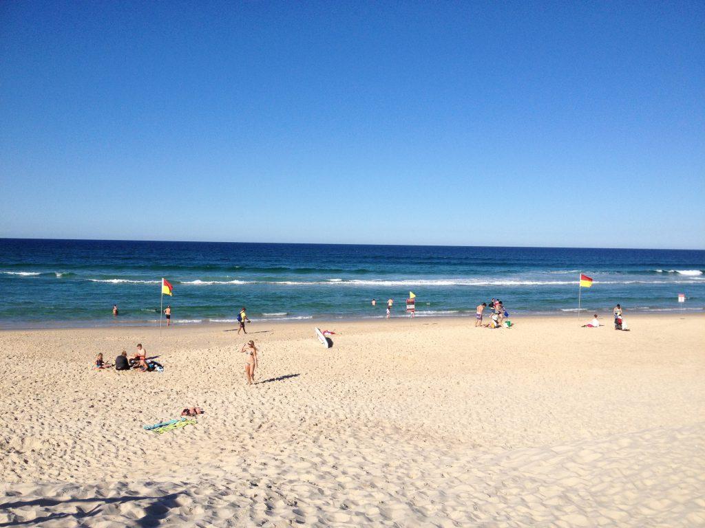 Surfer's Paradise Beach