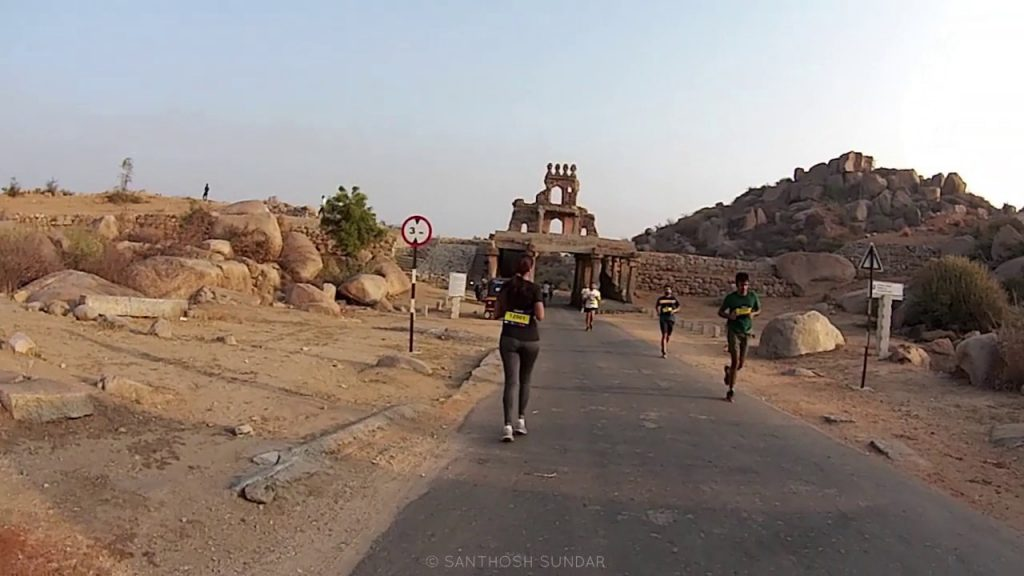 Go Heritage Run Hampi