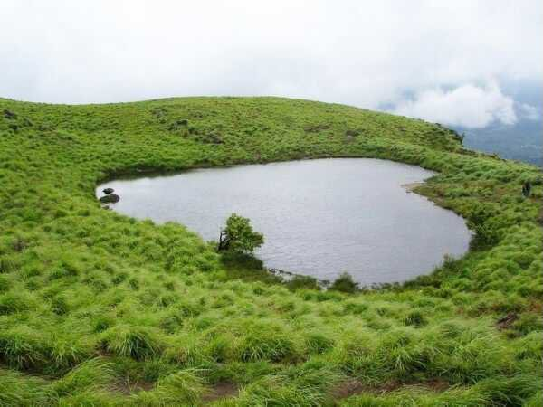 Chembra Lake