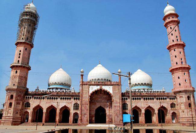 Taj-ul Masajid Bhopal