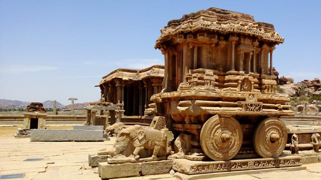 Monuments in Hampi