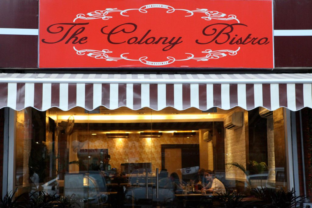The Colony Bistro