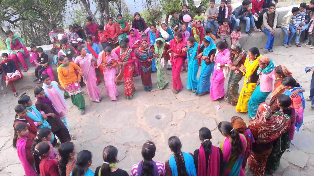 Uttarakhand holi