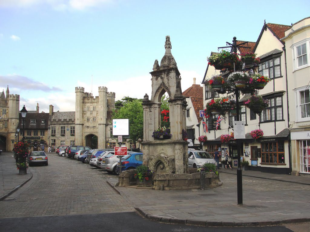 City of Wells Market Place