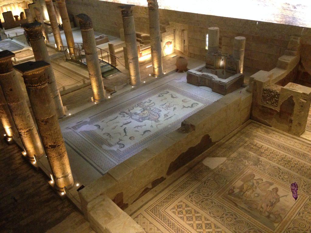 Gaziantep - Zeugma Mosaics Museum