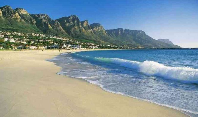 Beaches in South Africa