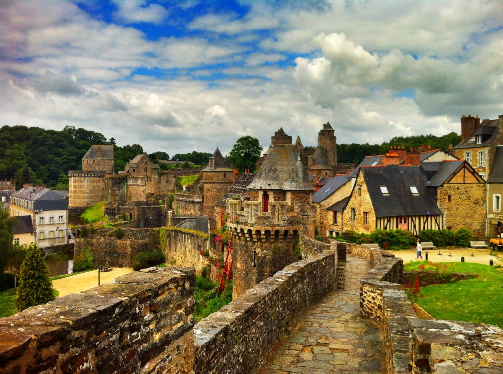 Fougeres (Brittany)