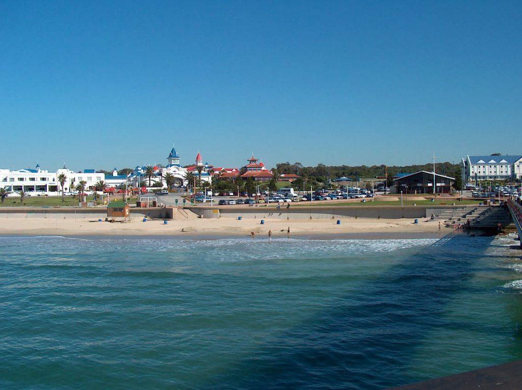 Humewood Beach
