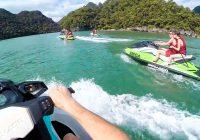 Jet Ski Ride at Langkawi