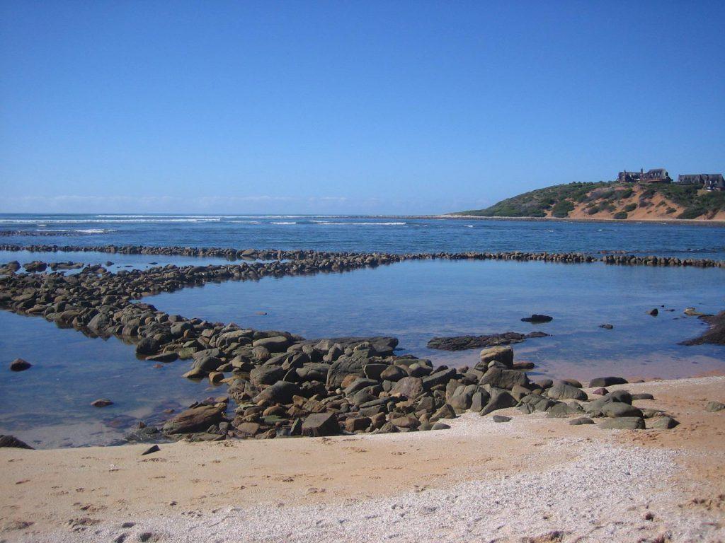 Lappiesbaai Beach