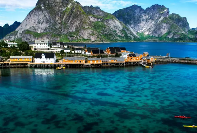 Right From Its Mighty Mountains And Por Fjords To Modern Yet Scenic Cities Norway Is One Of The Most Beautiful Countries In World