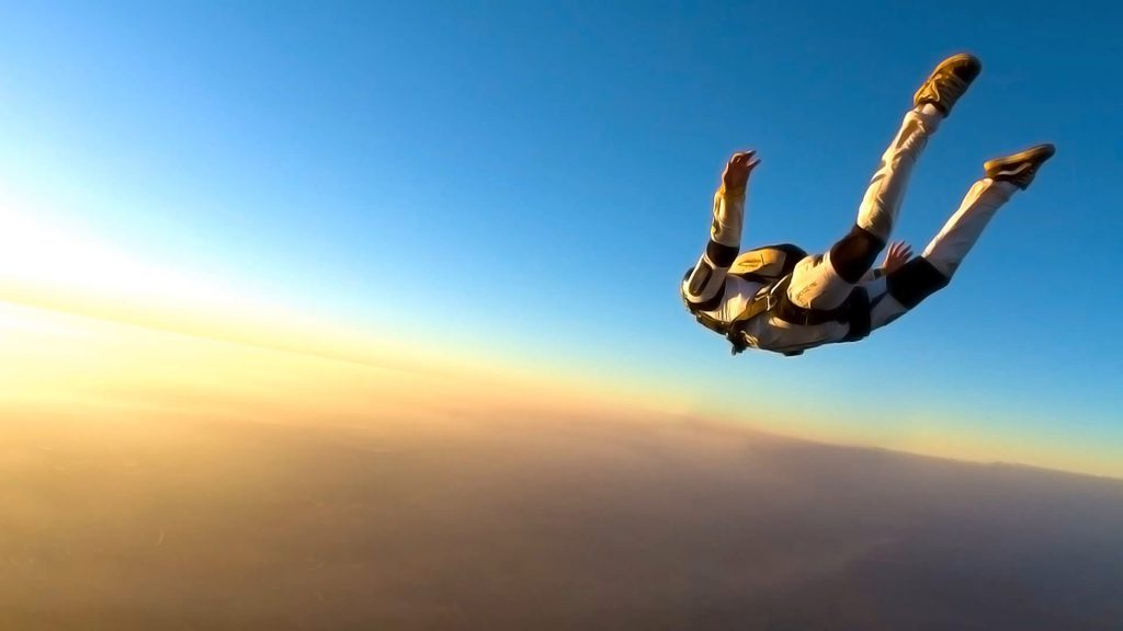 Skydive in Salisbury