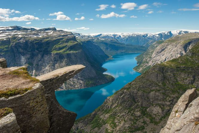 Western Fjords