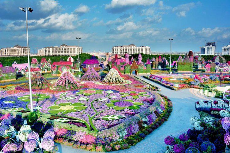 Dubai Miracle Garden8