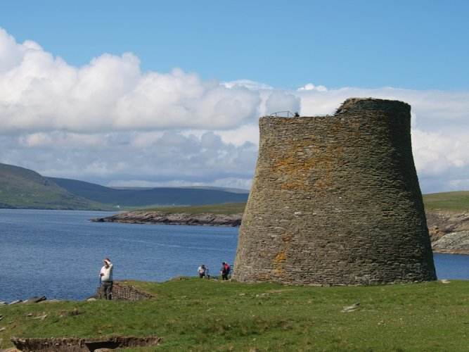 Broch-of-Mousa