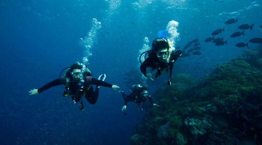 Diving-Spots