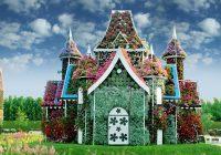 Fantasy House - Mircle Garden