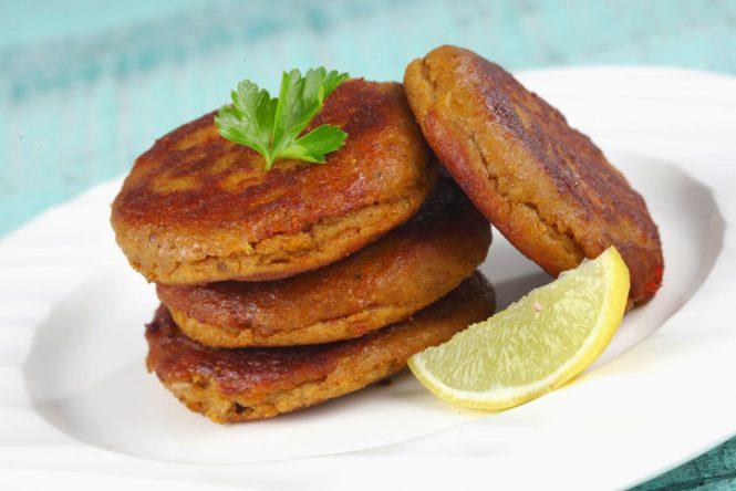Galouti-Kebab