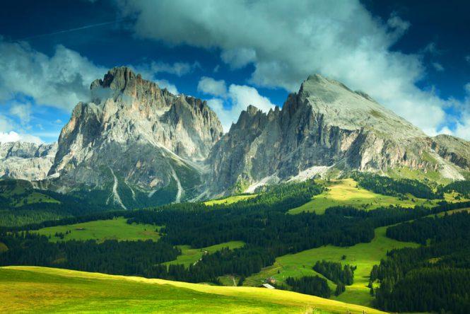 Grand Paradiso National Park