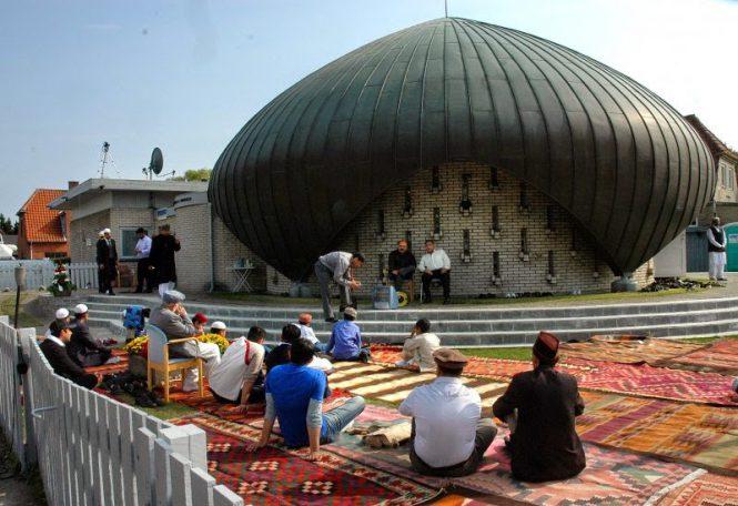 Nusrat Djahan Mosque