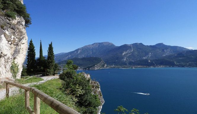 Old Ponale Road Path (Riva Del Garda)