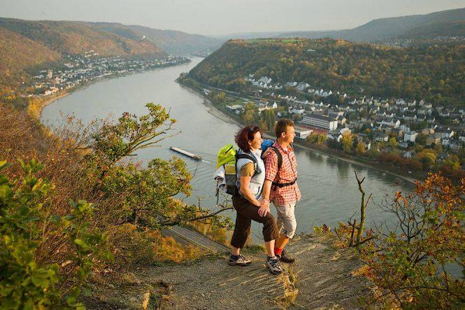 Rheinsteig Hiking Trail