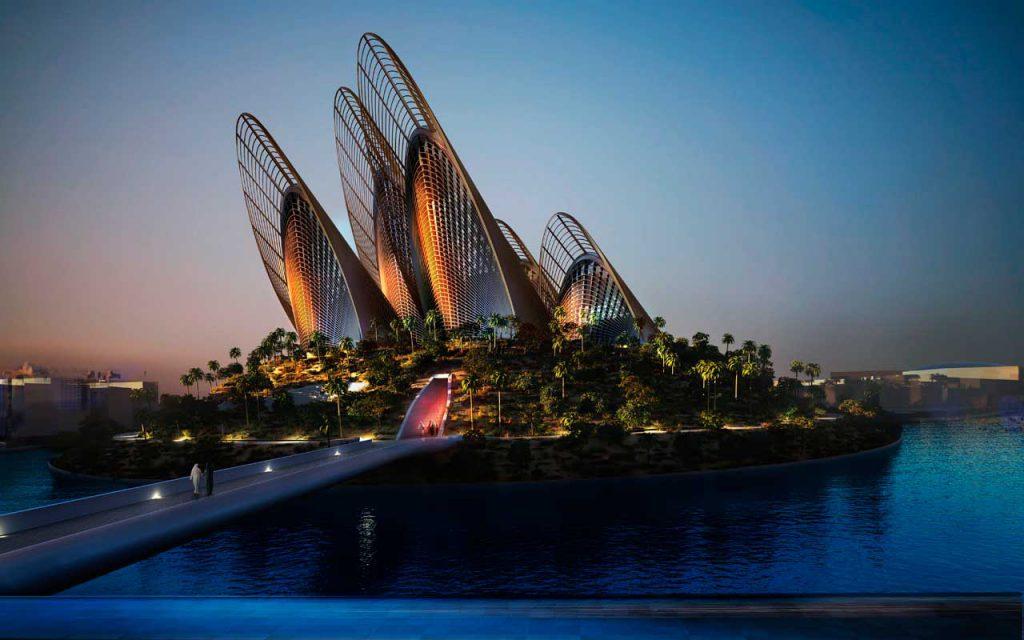 Wing Shape Zayed National Museum
