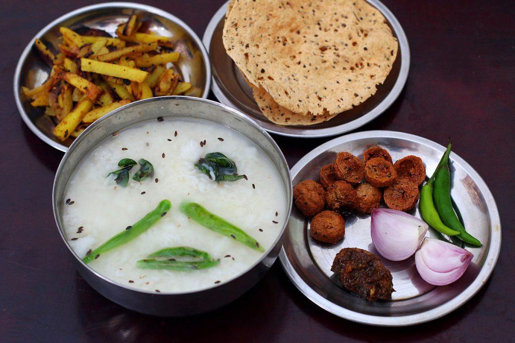 Pakhala_bhat