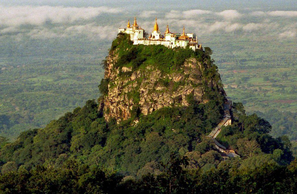 Taung Kalat Monastery