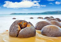 Dragon Eggs Beach