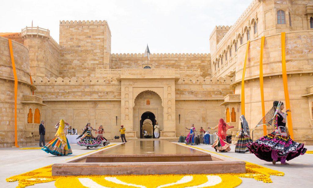 Jaisalmer wedding