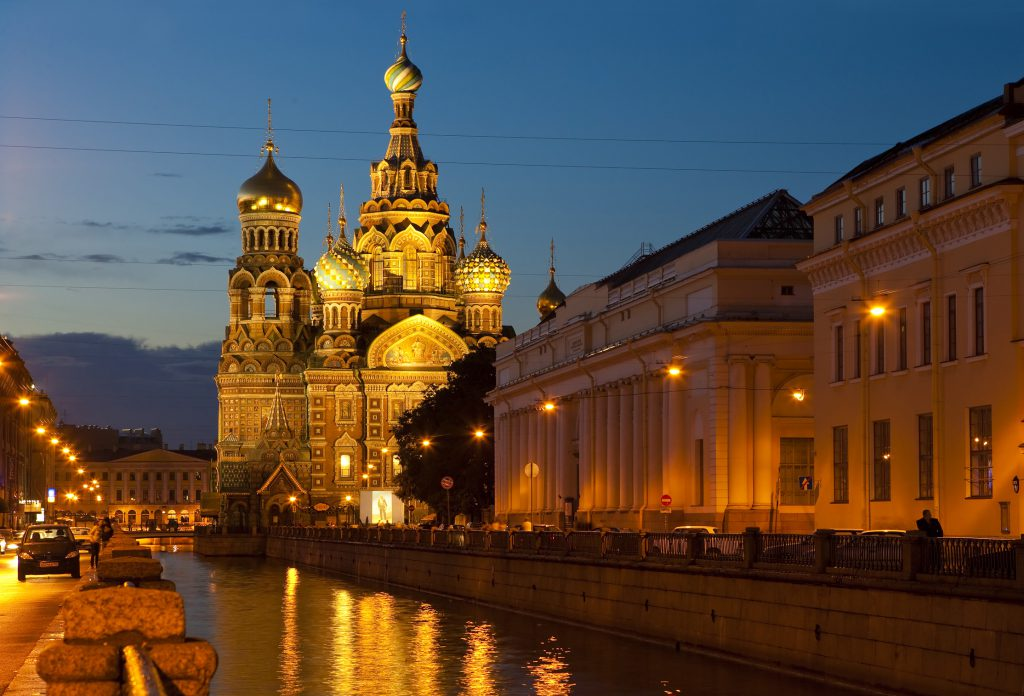 St-Petersburg-cathedral-Russia