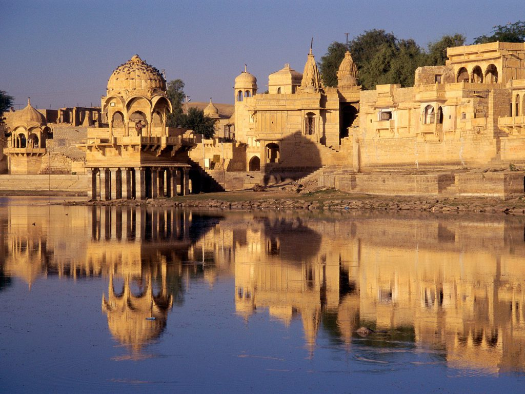 forts of rajasthan