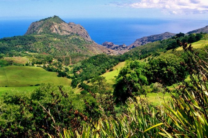 St. Helena Island National Park