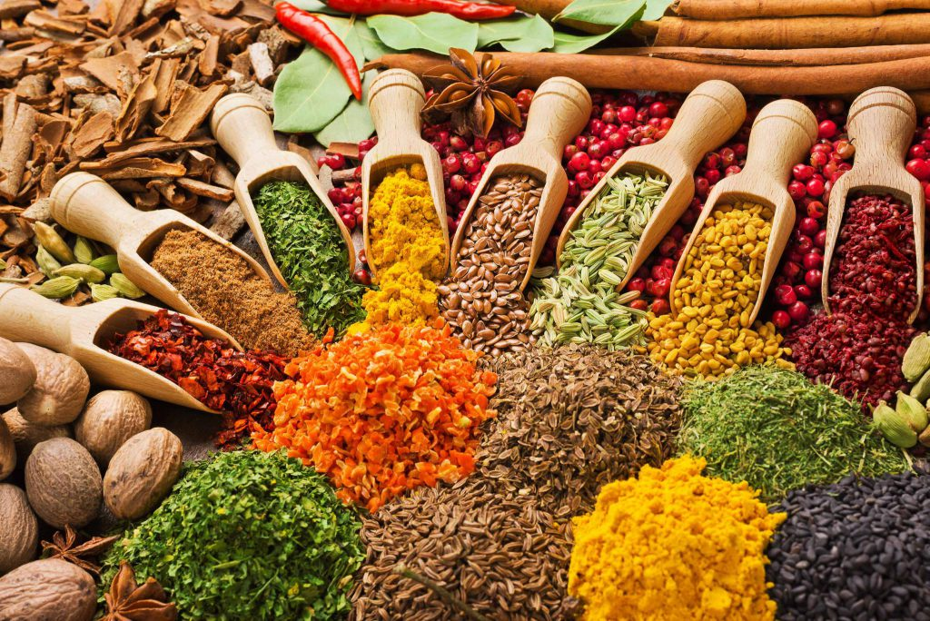 Spices & Dry Fruits