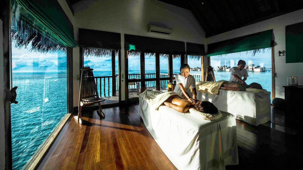 spa treatments maldives